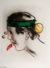 Roland Topor - Tennis