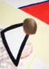 Roger Raveel - Driehoek tussen hoofd en hand
