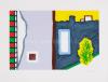 Roger Raveel - Geluidloze tuin