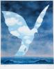 René Magritte La grande famille