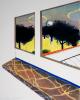Roger Raveel - Doorkijk met marmeren vensterbank