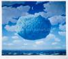 René Magritte La flèche de Zénon