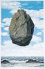 René Magritte Le château des Pyrénées
