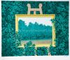 René Magritte - La cascade