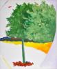 Agnes Maes  Twee bomen