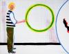 Roger Raveel De schepping van de cirkel