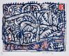 Pierre Alechinsky - Arrondissement de Paris - 18