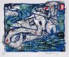 Pierre Alechinsky - Arrondissement de Paris - 17