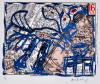 Pierre Alechinsky - Arrondissement de Paris - 16 Sud