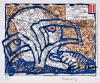 Pierre Alechinsky - Arrondissement de Paris - 11