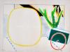 Roger Raveel - Karretje, muur en witte aanwezigheid (bijgewerkt)
