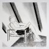Antoon De Clerck - Vrouw in zetel