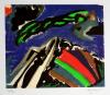 Maurice Wyckaert Abstracte compositie