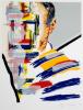 Roger Raveel Zelfportret en een abstractie