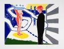 Roger Raveel Een naakte vrouw of een kunstwerk (ii)