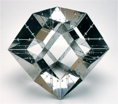 De Clippeleir Xavier - Transforming Rhombic Dodecahedron