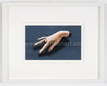 Deglin Bart - Still life with found hand