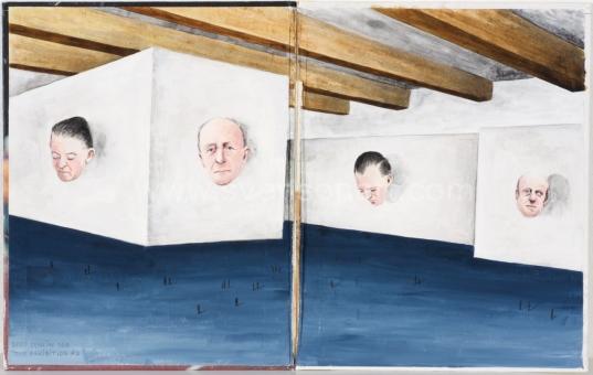 Deglin Bart - The exhibition - 3