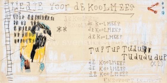Dierckx Stijn - Liedje voor de koolmees