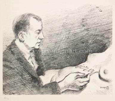 Magritte René - La Magie Blanche