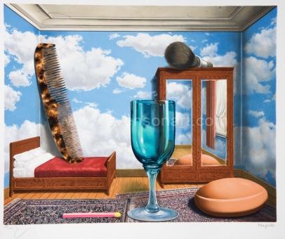 Magritte René - Les valeurs personnelles