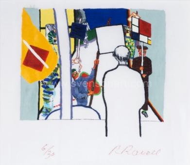 Raveel Roger - De schilderijenoptocht van Machelen-aan-de-Leie