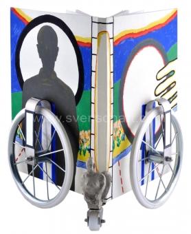 Raveel Roger - Een boek op wielen