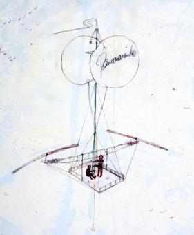 Panamarenko  - Bernouilli II