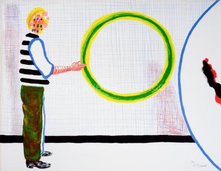 Raveel Roger - De schepping van de cirkel
