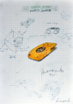 Panamarenko  - Thermo Voltaic Energy Converter