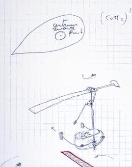 Panamarenko  - Zwungrad (Vliegwiel Mensenkracht)