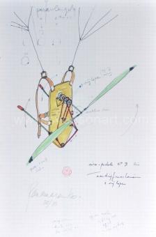 Panamarenko  - Aero-pedalo N° 9 BIS