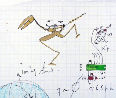 Panamarenko  - Paradox met Archaiopterix