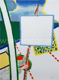 Raveel Roger - De schilderijenoptocht 2