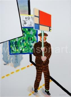 Raveel Roger - De schilderijenoptocht 3