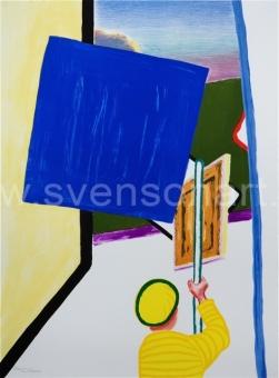 Raveel Roger - De schilderijenoptocht 4