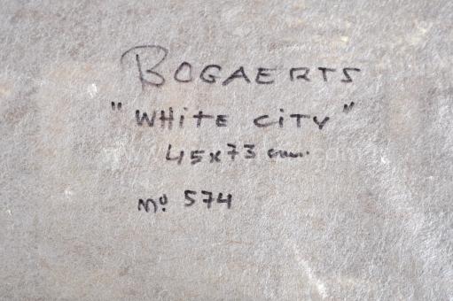 Bogaerts Gaston - White city