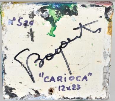 Bogaerts Gaston - Carioca