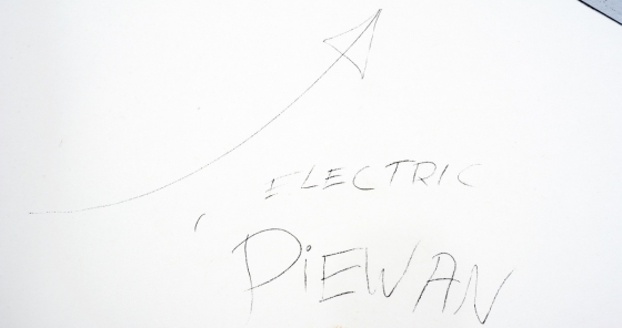 Panamarenko  - Electric Piewan