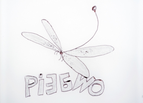 Panamarenko  - Piegwo