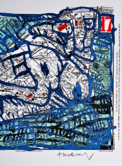 Alechinsky Pierre - Arrondissement de Paris - 17