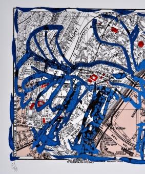 Alechinsky Pierre - Arrondissement de Paris - 16 Sud