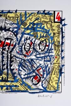 Alechinsky Pierre - Arrondissement de Paris - 4
