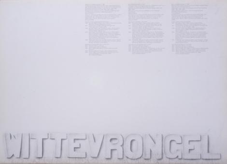 Wittevrongel Roger - Grafiekmap met 5 litho's