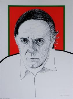 Raveel Roger - Zelfportret