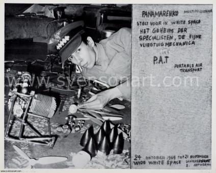 Panamarenko  - Portable Air Transport