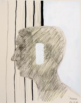 Raveel Roger - Zelfportret & een profiel