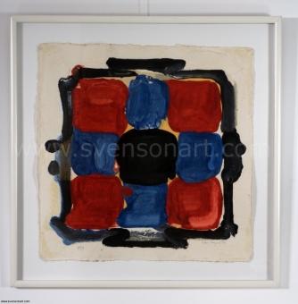 Bogart Bram - Red, blue, black