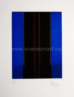 Peire Luc - Geometrisch abstracte compositie
