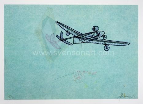 Panamarenko  - Manpowered Jet